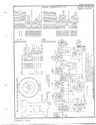 sears roebuck co 4763 antique electronic supply schematic pages
