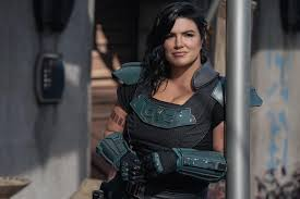 The Mandalorian star Gina Carano faces backlash for controversial Instagram  posts