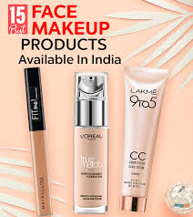 face makeup s available in india