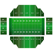 Canton Hall Of Fame Stadium Seating Chart 19 Factual Fawcett Stadium Seating Chart
