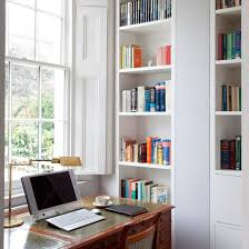 traditional hidden home office desk.  Office Neat Home Office Storage Builtin Shelves Provide Space For Books While  Untidy Paraphernalia Is Hidden Away In Lowlevel Pullout Drawers Inside Traditional Hidden Home Office Desk