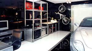 office in garage. Split-garage Office In Garage