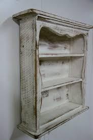 shabby style wall shelf primitive wall