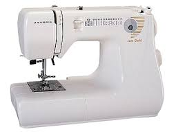 Jem Gold Sewing Machine