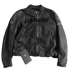 dainese street darker leather jacket perforated clothing jackets