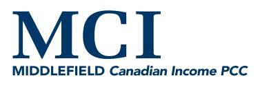 Middlefield Canadian Income - GBP PC