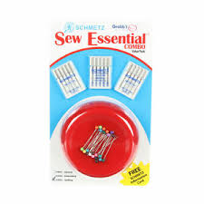 Details About Sew Essential Combo Grabbit Pincushion Schmetz Needles 3003 For Quilting
