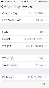 using nutritiming® ios dan benardot nutrition llc picture