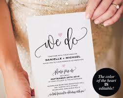 wedding invitations with hearts we do wedding invitation template heart wedding invitation wedding