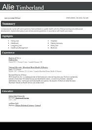How To Format A Resume In Microsoft Word Resume Examples Word Free