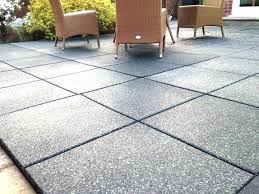 interlocking rubber pavers recycled for driveways tiles outdoor