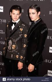 Harry Brant And Peter Brant Jr High ...