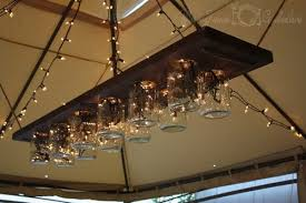 ball jar lighting. mason jar chandelier via mary janes u0026 galoshes ball lighting i
