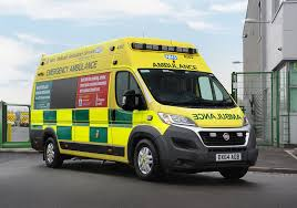 Johnston Ambulance Service Fiat Professional Ambulance Plan Saving Lives And Saving Money