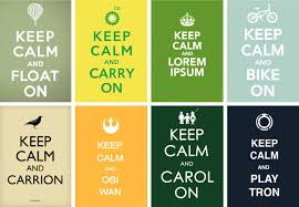 How To Make A Keep Calm Poster Keep Calm And Read On Idsgn A Design Blog
