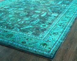 orange and blue area rug orange and blue area rugs teal blue area rug light blue