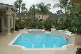 Cypress Custom Pools---Grecian Style Pool--- Clean & Simple mediterranean
