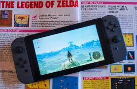 Nintendo introduces a Switch model refresh with better battery life ...