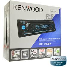 kenwood kdc 200uv kenwood brand kenwood