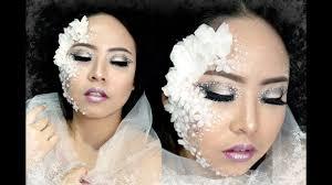 frozen queen fantasy makeup by tirza yohanna sicillia