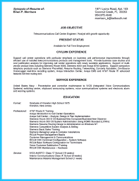 Sample Resume For Call Center Impressing The Recruiters With Flawless Call Center Resume For 56