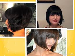 Swing Bob Hair Style how to cut hair at home do a short stacked chin length bob 5964 by stevesalt.us