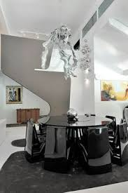 ultra modern interior featuring futuristic architecture adorable home find this pin and more on extravagant dining rooms
