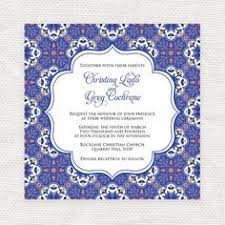 spanish tiles wedding invitations by whoanelliepress on etsy Spanish Wedding Invitations Online items similar to printable wedding invitation diy file spanish tile pattern, destination wedding, moroccan mexican customised painted portugal design Spanish Text for Wedding Invitations