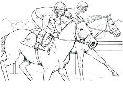 Horse Coloring Pages To Print For Free Horse Coloring Pages For
