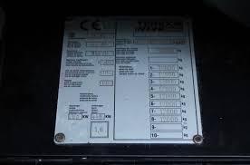 Demag Ac500 2 Load Chart Demag Ac500 1 Telescopic Cranes Phm Id 80208