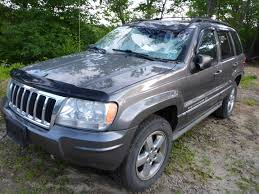 this jeep grand cherokee has a 4 7l v8 sohc 16v engine and a 5 sd automatic transmission if you need parts from this grand cherokee overland 4wd or any