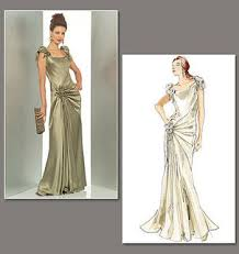 Evening Gown Patterns