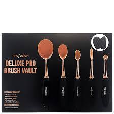 <b>Profusion</b> Cosmetics Tools <b>Deluxe Pro Brush</b> Vault | Cosmetify