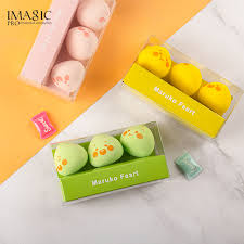<b>IMAGIC Puff Makeup</b> Sponge Beauty Foundation Liquid Facial Base ...