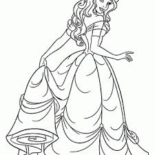 Beast Coloring Pages Realistic For All Ages Beast Adult