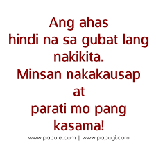 Tagalog Quotes Awesome Top 48 Best Patama Tagalog Quotes And Sayings Papogi
