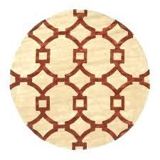 5 foot circle rug 9 foot
