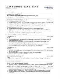 law school resume sample source - Sample Law School Resumes