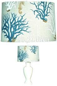 coastal lamp shades coastal lamp shade blue c lampshade coastal living lamp shades coastal lamp shades coastal lamp shades