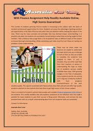 finance assignment help readily available online by john   finance assignment help readily available online by john wright issuu