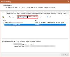 How To Set Up Gmail In Microsoft Outlook