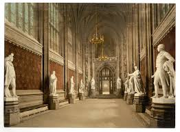 FileHouses Of Parliament St Stephens Hall Interior London - Houses of parliament interior