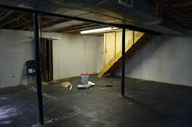 unfinished basement wall ideas painting walls paint colors