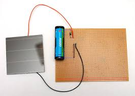 solar battery charging 10 steps pictures charging your battery part 1b