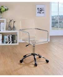 Image Hydraulic Lift Froogle Furniture Contemporary Clear Acrylic Office Chair