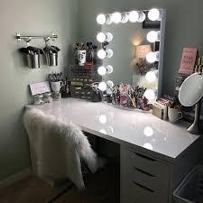 makeup vanity lighting ideas. Bedroom Vanities With Lights Best Makeup Vanity Lighting Ideas On Lamp And