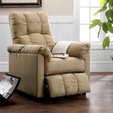image of dorel living dorel living slim recliner beige with nursery rocker recliner best nursery