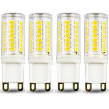 Halogen Replacement Led Lights Us 16 86 Dimmable G9 Led Bulb 4w G9 Ac 120v 220v 35 Watts Halogen Replacement Crystal Chandelier Lighting Led G9 Corn Bulb Bi Pin Base G9 In Led