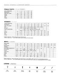 46 Specific Speedo Endurance Size Chart