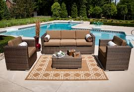 Beautiful Patio Seating Sets Patio Sets